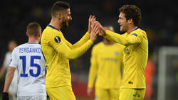 Der FC Chelsea ließ Kiew keine Chance