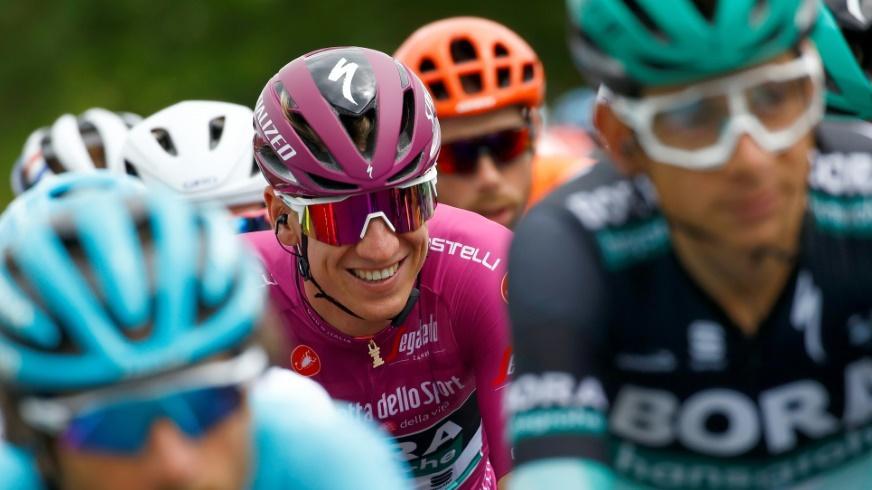 Ackermann verpasste seinen zweiten Sieg beim Giro 2019 knapp