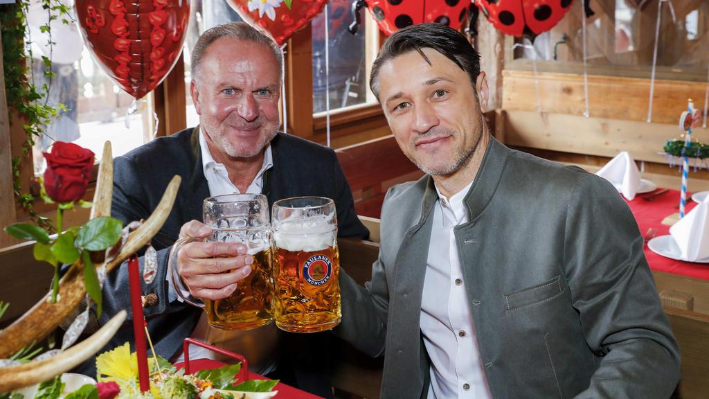 Rummenigge will sich nach der Saison mit Kovac zusammensetzen