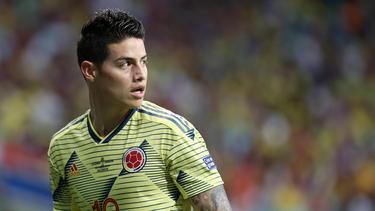 Zieht es James Rodríguez zu Atlético Madrid?