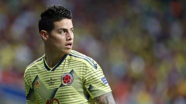 James steht vor einem Wechsel zu Atlético Madrid