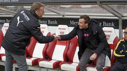 Waren Weggefährten beim BVB: Hans-Joachim Watzke (l.) und Kevin Goßkreutz