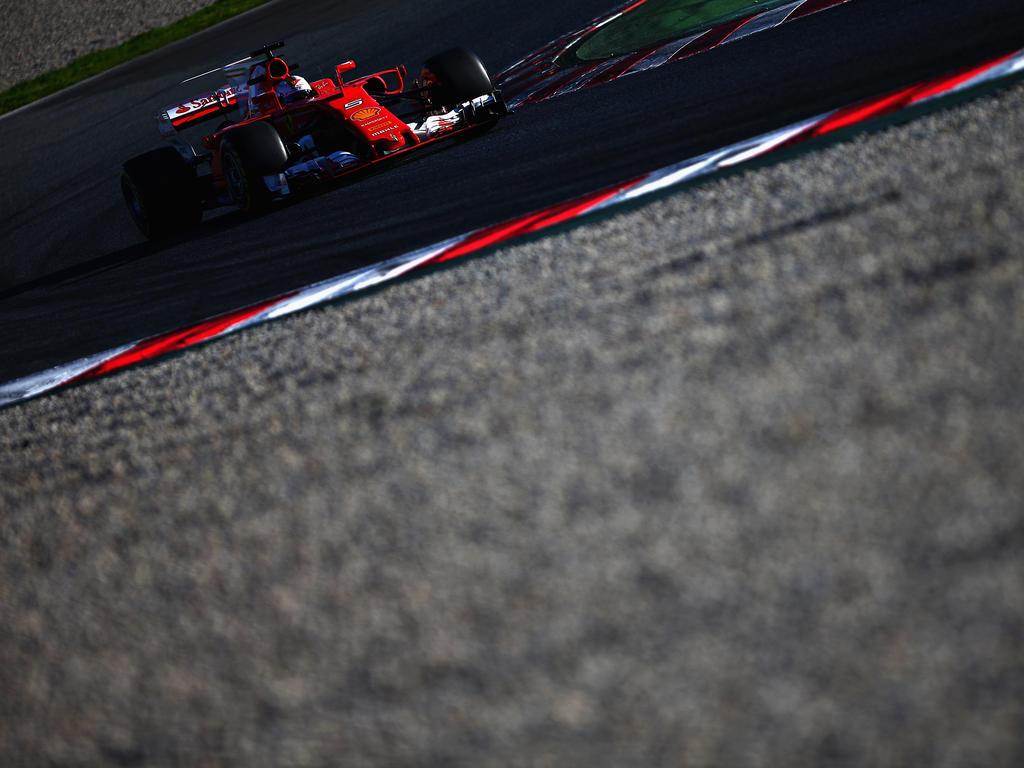 Die Formel 1 geht wieder los!