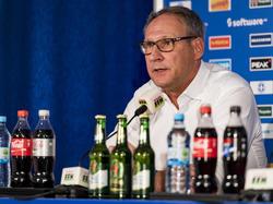 Rüdiger Fritsch hält die Finanzierung des Stadions am Böllenfalltor für fair