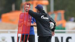Mark Uth will beim FC Schalke 04 wieder angreifen