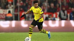 BVB-Youngster Jadon Sancho hatte gegen den FC Bayern einen rabenschwarzen Tag