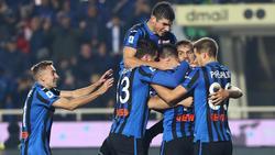 Atalanta Bergamo machte mit einem 3:0 gegen Schachtar Donezk den Einzug ins Achtelfinale perfekt
