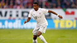 David Alaba rückt in den Bayern-Kader zurück
