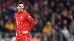 Robert Lewandowski brilliert im Trikot des FC Bayern