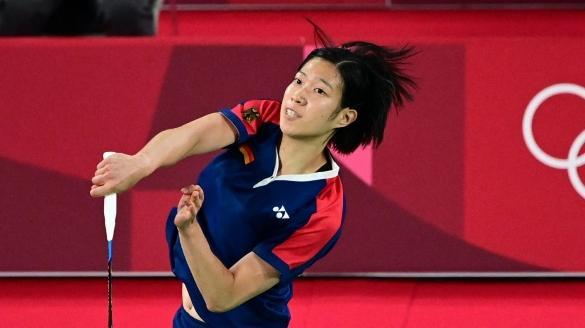 Yvonne Li verliert ihr erstes Match in Tokio