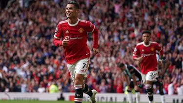 Ronaldo jubelte im Theater der Träume doppelt