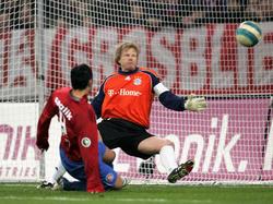 Bayern wirft Wuppertal aus dem DFB-Pokal 2007/2008