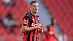 Florian Wirtz debütierte 2020/21 in der Bundesliga