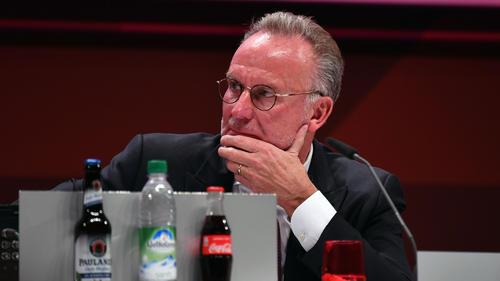 Karl-Heinz Rummenigge lobt Bayern-Torhüter Manuel Neuer