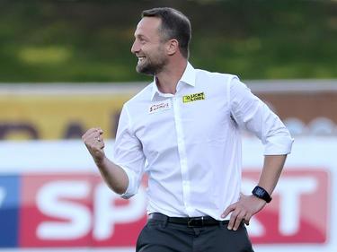 WAC-Coach Ferdinand Feldhofer bekommt einen neuen Linksverteidiger aus Georgien