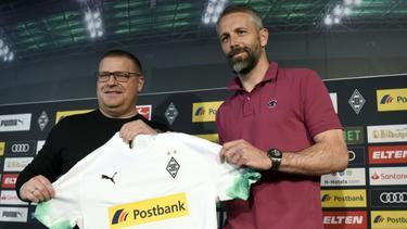Weckt Begehrlichkeiten: Borussia-Coach Marco Rose
