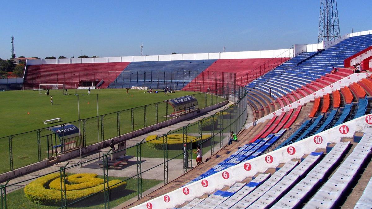 In Paraguay bleiben die Stadien auch in Zukunft leer