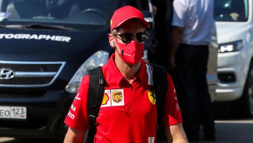 Sebastian Vettel spricht über Lewis Hamilton