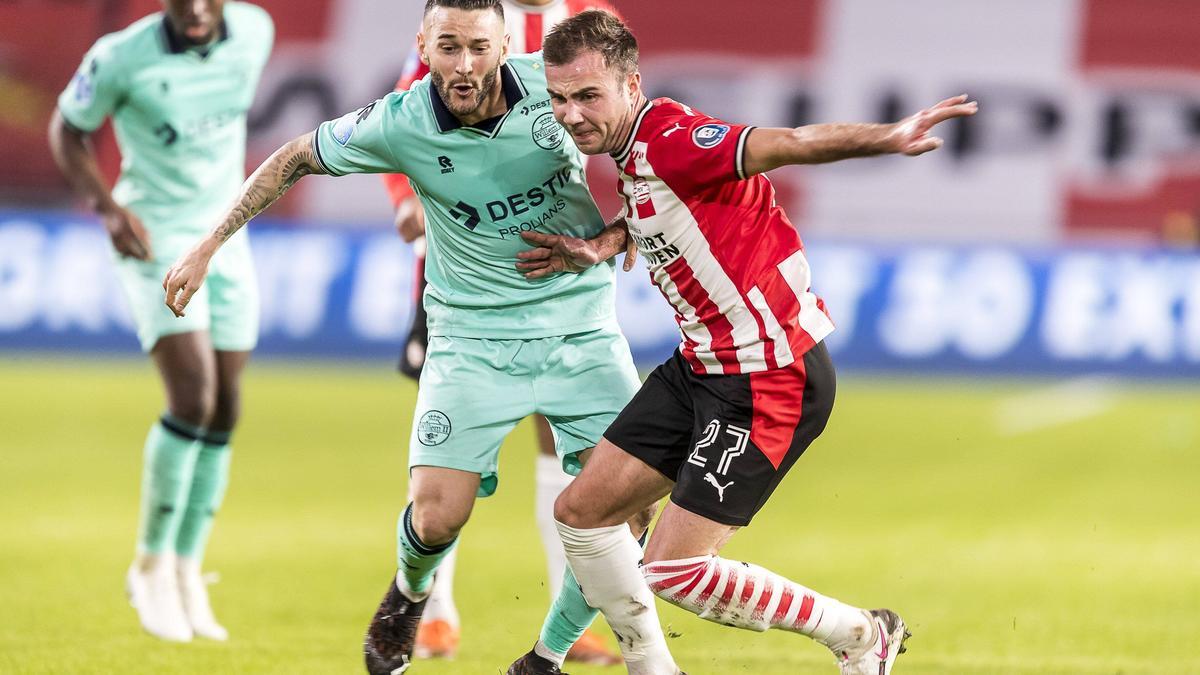 Ex-BVB-Profi Götze hofft auf ein Comeback in der Nationalmannschaft