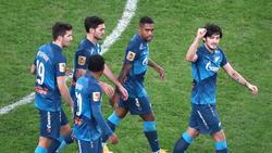 Kantersieg für BVB-Gegner Zenit St. Petersburg