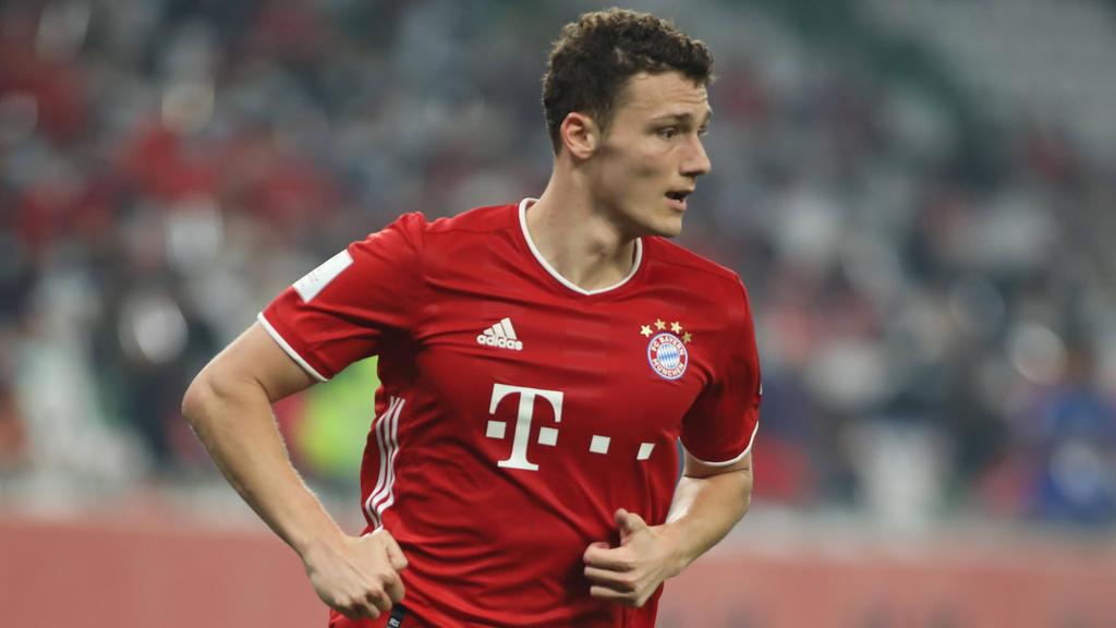 Benjamin Pavard traf im Klub-WM-Finale für den FC Bayern