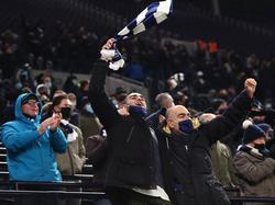 Tottenham kann im League-Cup-Finale wohl auf dein Support seiner Fans zählen