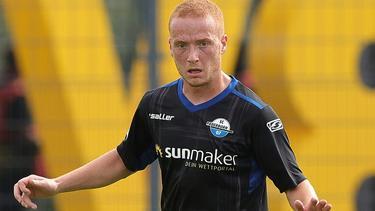 Der SC Paderborn muss auf Sebastian Vasiliadis verzichten