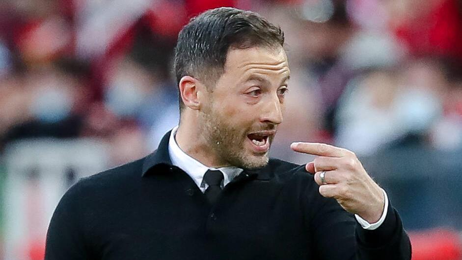 Domenico Tedesco trainierte bereits den FC Schalke 04