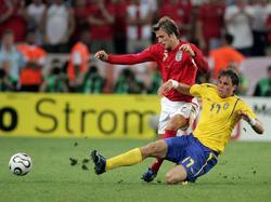 WM 2006: England vs Schweden