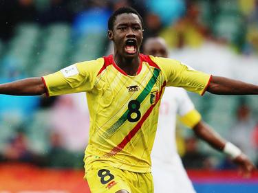 Diadie Samassekou spielte eine großartige U20-WM