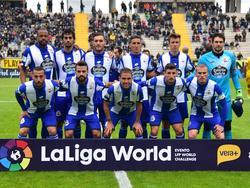 Deportivo La Coruña auf großer Südamerikareise