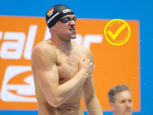 Paul Biedermann steht vor seinem letzten großen Wettkampf