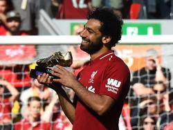 Salah mit der nächsten Auszeichnung