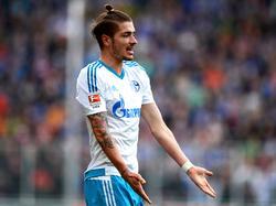 Roman Neustädter spielte in der Bundesliga für den FC Schalke 04