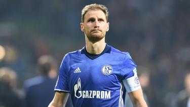 Steht bei Schalke 04 vor dem Absprung: Ex-Kapitän Benedikt Höwedes