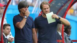 Muss sich Joachim Löw von seinem Co-Trainer Thomas Schneider im DFB-Team trennen?