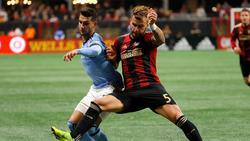 Atlanta United setzte sich gegen New York City FC durch