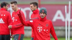 In München nur noch Nebendarsteller: Thomas Müller