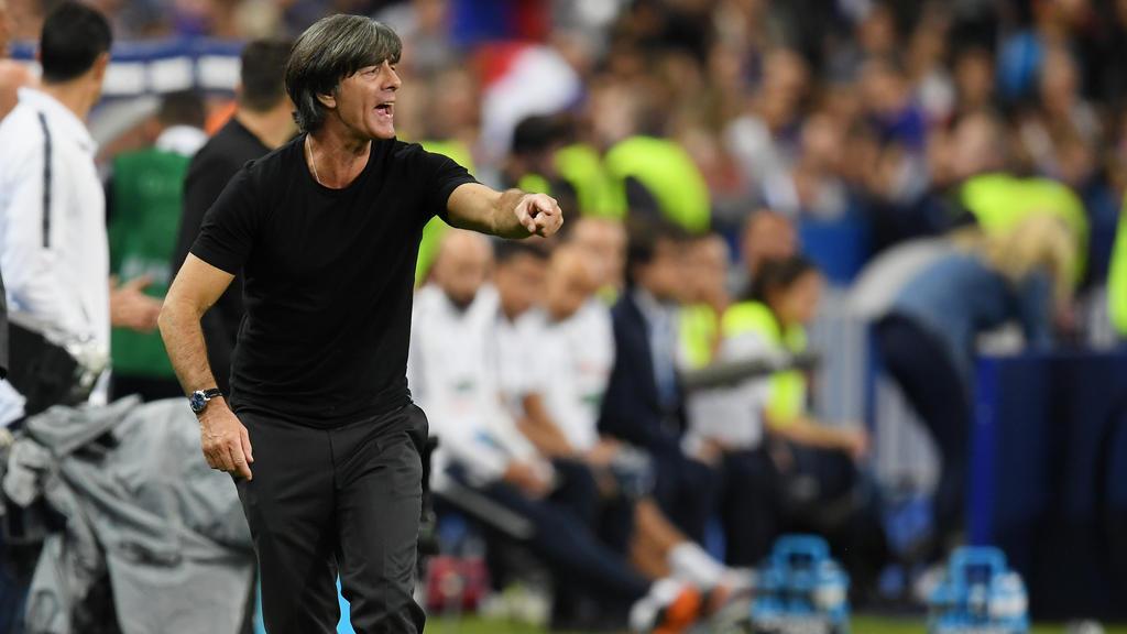 Joachim Löw und das DFB-Team haben 2018 noch zwei Länderspiele vor der Brust