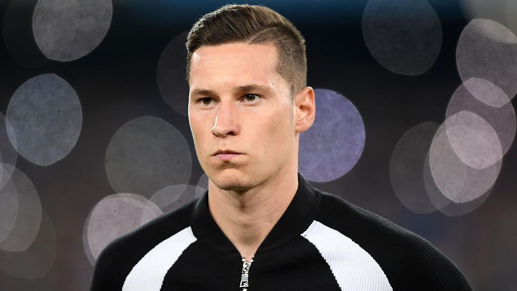 Julian Draxler ist mit PSG in der Champions League gefordert
