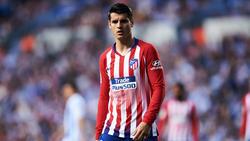 Morata ha caído de pie en el Atlético y está en racha goleadora. (Foto: Getty)