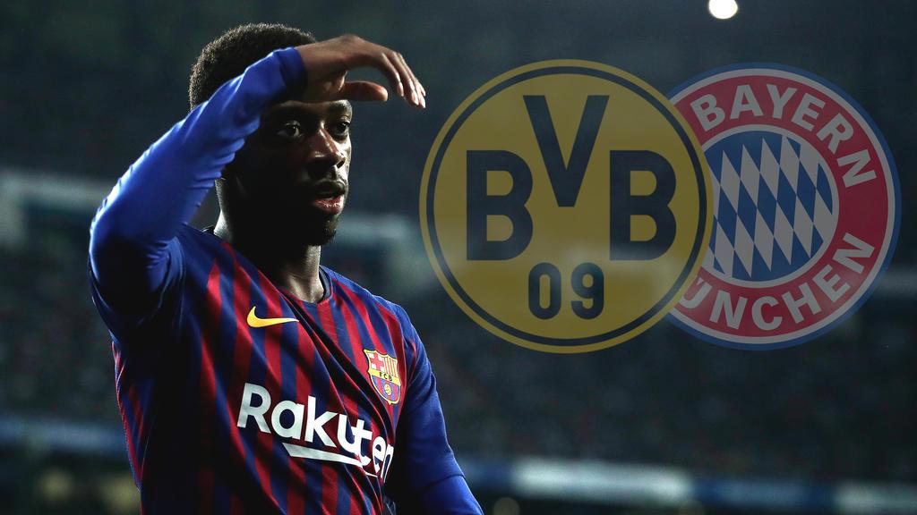 Der BVB würde von einem Dembélé-Transfer zum FC Bayern profitieren