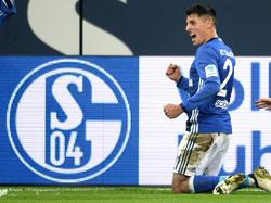 Alessandro Schöpf brilló en el Schalke con un doblete. (Foto: Getty)