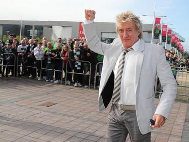 Aus Sicht von Celtic hat Rod Stewart wohl alles richtig gemacht