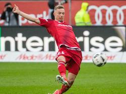 Der FCIngolstadt kann zum Saisonstart auf einen Einsatz von Sonny Kittel hoffen