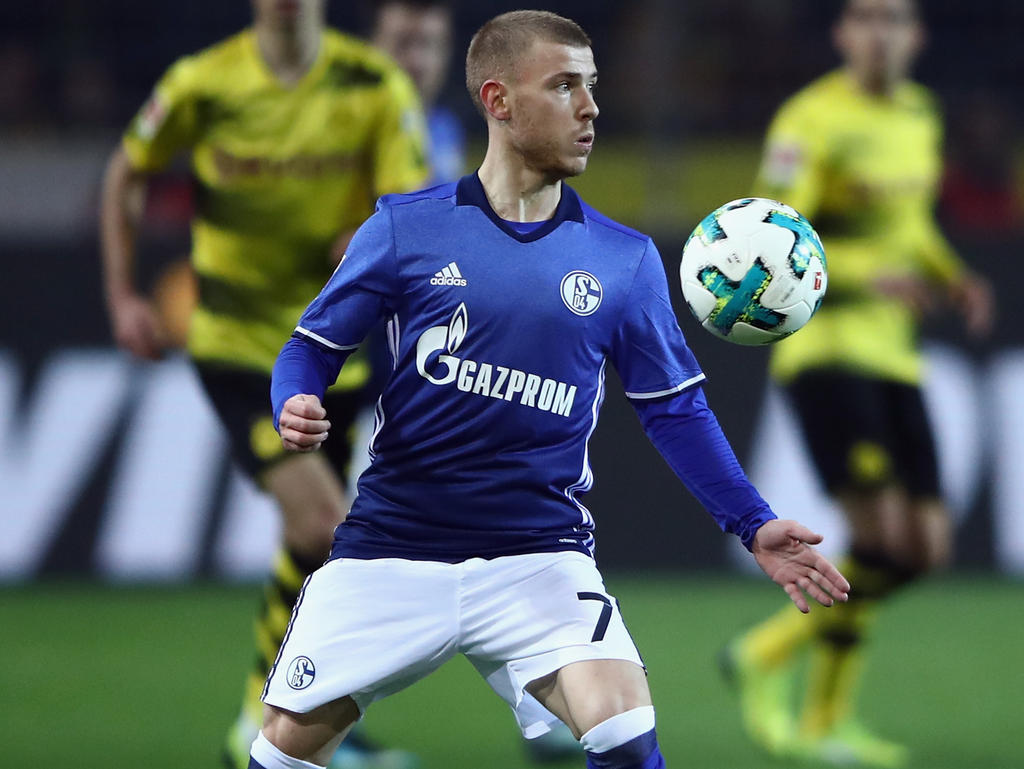 Meyer Vor Vertragsverlängerung Bei Schalke