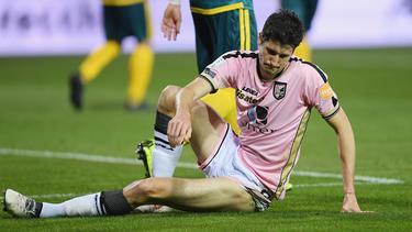 US Palermo spielt in der kommenden Saison in der Serie D