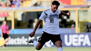 Nadiem Amiri steht angeblich vor einem Wechsel zu Bayer Leverkusen