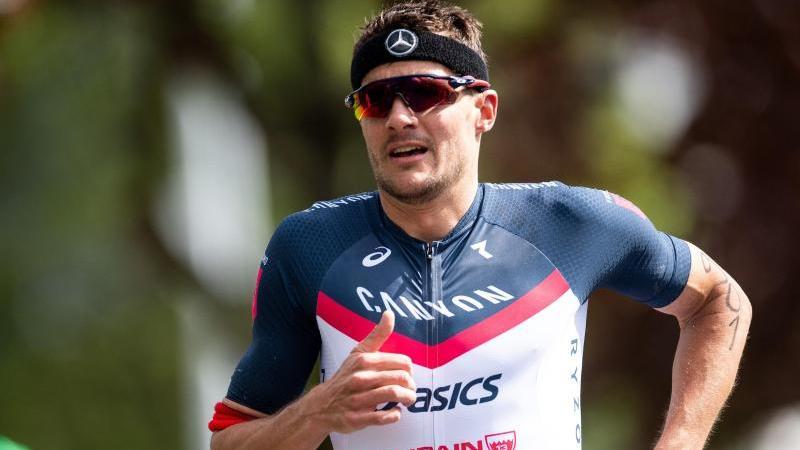 Siegte in Polen über die halbe Ironman-Distanz: Triathlon-Ass JanFrodeno
