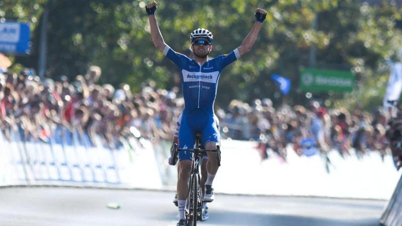 Kasper Asgreen gewann die dritte Etappe der Deutschland-Tour